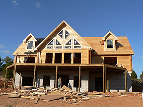 Log homes log cabin homes florida property financing for Log cabin financing